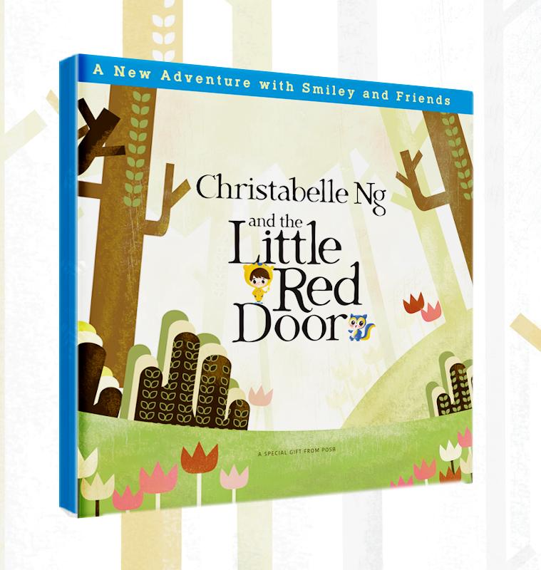 Customised children's book