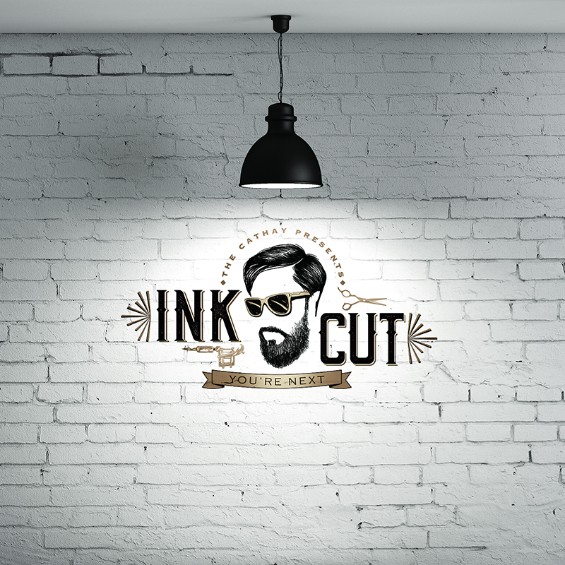 Ink & Cut Event Logo