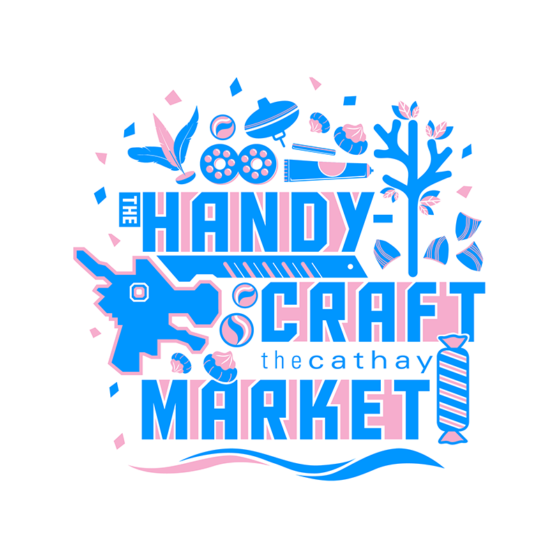 The Handy Craft Market Event Logo