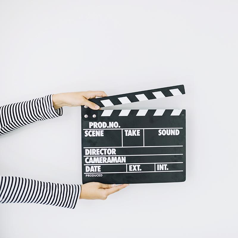 Filming & storyboarding